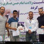 مسابقات مچ اندازی ماهشهر بندرامام خمینی