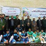 پایگاه بسیج امام هادی(ع) قهرمان مسابقات شهدای حله