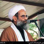 حجت الاسلام تابش امام جمعه بندرامام خمینی(ره) سربندر