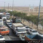 پل روگذر بندر امام خمینی کلنگ زنی خواهد شد | ترافیک بندر امام خمینی | سربندر