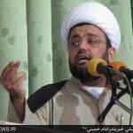 حجت الاسلام ناصر احمدی
