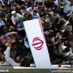 استقبال از پیکر مطهر 75 شهید تازه تفحص شده - بندر امام خمینی(ره)