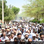 راهپیمایی روز قدس در بندر امام خمینی(ره) 1398