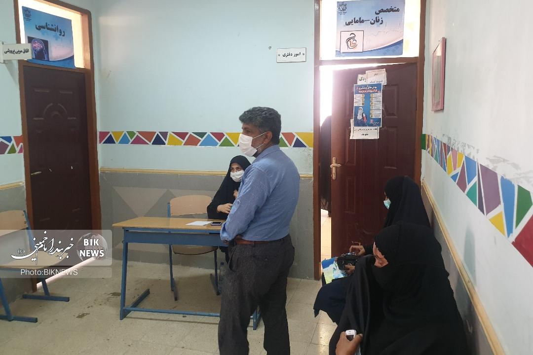 خدمترسانی پزشکی تخصصی گروه جهادی ثارالله تهران در بندر امام خمینی(ره) به روایت تصویر